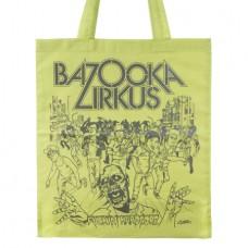 Bazooka Zirkus Shirt Zombie Tasche Grün